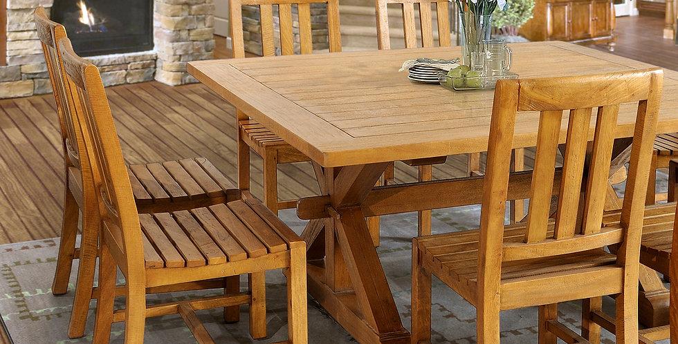 MAH731 - Capri Armless Dining Chair