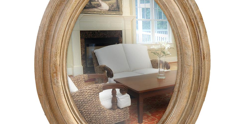 MAH389 - Santa Fe Oval Mirror