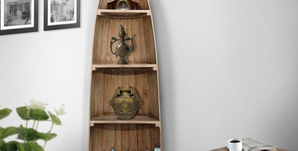MAH813 - Large boat bookcase