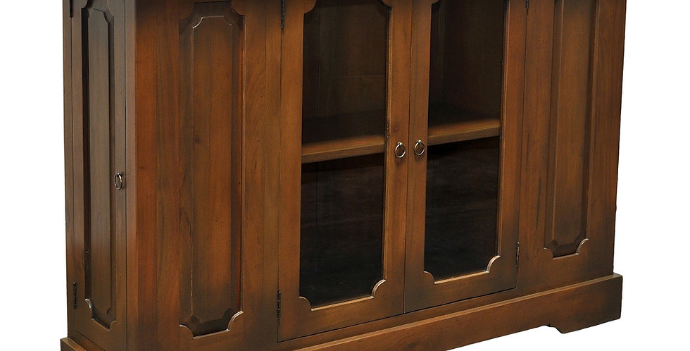 MAH598 - Santa Fe Sideboard With Glass Doors