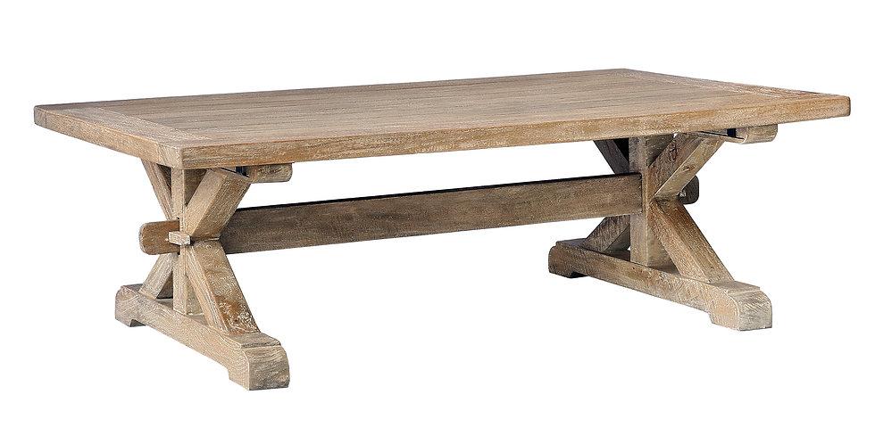 MAH638 - Chamonix Coffee Table with slatted top