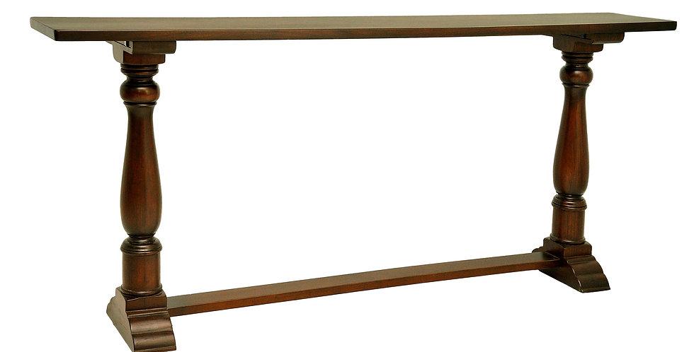 "MAH067 - Trestle Console Table 80"""