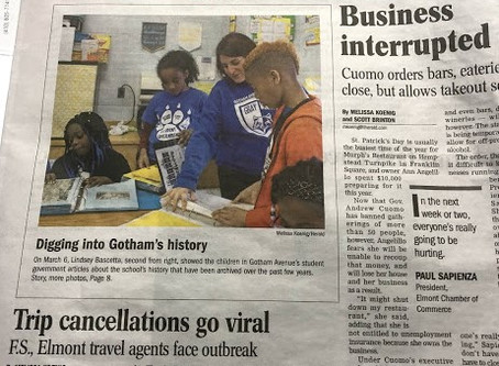 Elmont Travel Agency In The News