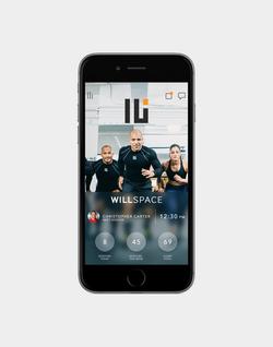 Willspace Fitness App