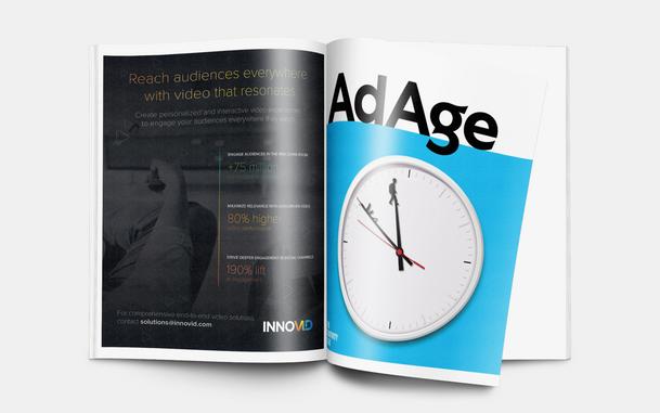AdAge Magazine Ad