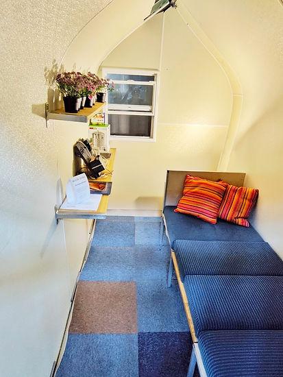 interior of micro-home