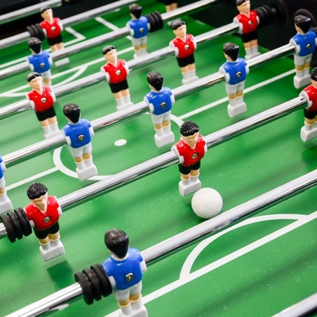 Top Reasons To Get a Foosball Table