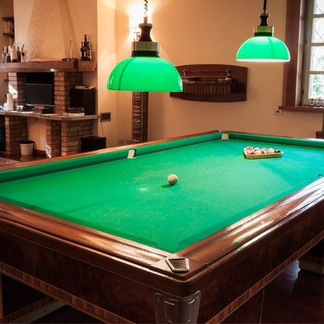 Tips for Choosing a Pool Table