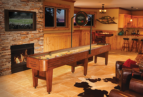 Brunswick Andover II Shuffleboard Table