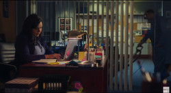 Molly's Office