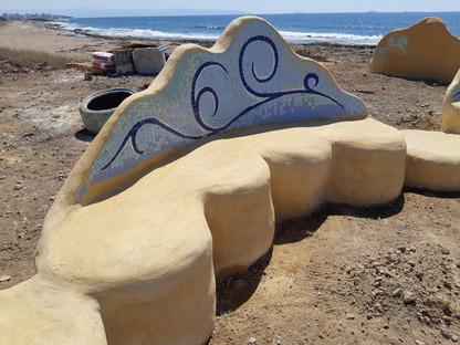 ספסל אקולוגי עם גב פסיפס.jpg