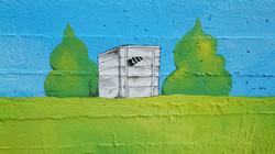 ציורים על קירות