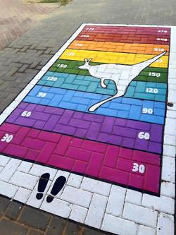 משחקי רצפה קנגורו