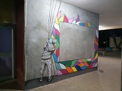 ציורי קיר קהילתיים