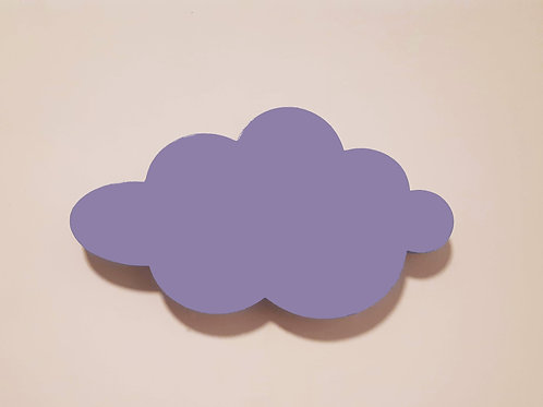 גוף תאורה ענן תכלת