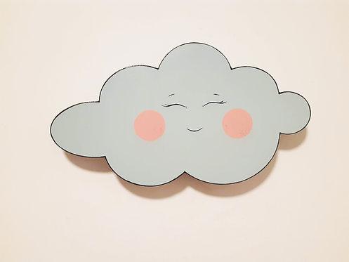 גוף תאורה ענן מחייך תורכיז