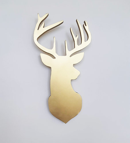גוף תאורה ראש אייל זהב