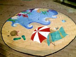 משחקי רצפה ים יבשה