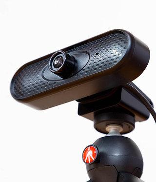 W2 フルHD1080p ウェブカメラ ノイズキャンセリング機能付きマイク内蔵