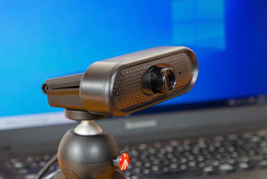 Webカメラ外観7