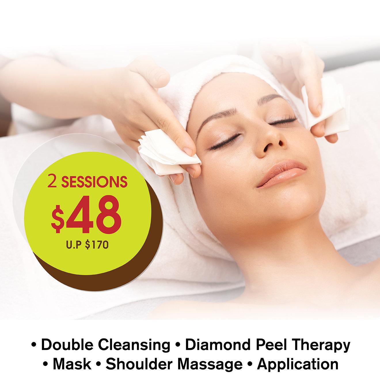 Diamond Peel Therapy