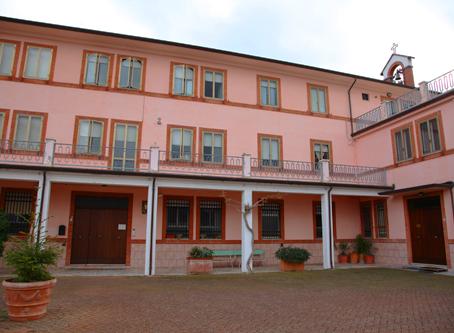 """Monastero """"S.M.del Carmine"""" - Camerino"""