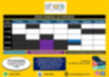 tabela de horarios de aulas march 2020.j