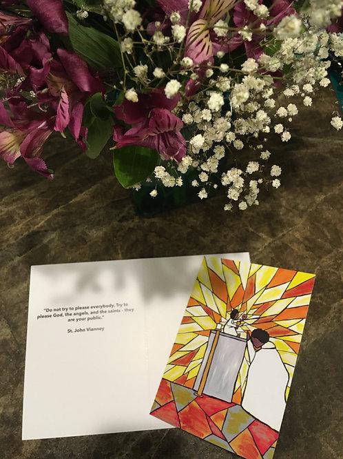 Ordination Cards