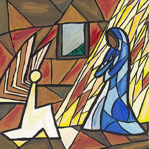 The Annunciation (Joyful 1)