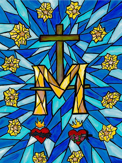Miraculous Medal Image 2