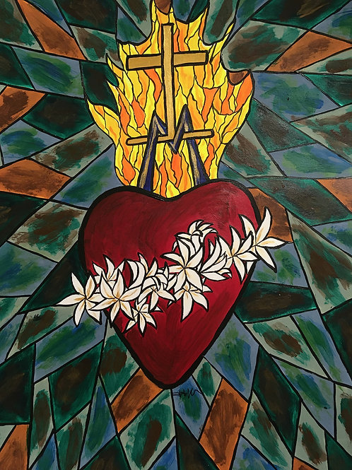 Most Chaste Heart of St. Joseph