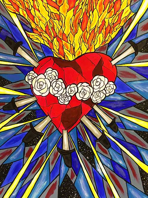 Immaculate/Sorrowful Heart of Mary