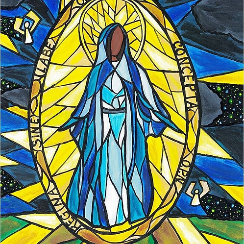 Miraculous Medal Image