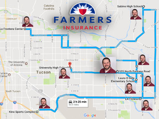 Parks Farmers Insurance is your Tucson Community Agent!