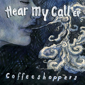 Coffeeshoppers, Hear My Call, EP, Glue Studios Idstein, Music, Recording, Editing, Mixing, Mastering, Local, Rock, Pop, Singer, Songwriter