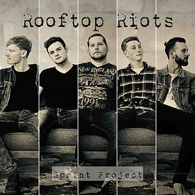 Rooftop Riots, Sprint Project, EP, Glue Studios Idstein, Music, Recording, Editing, Mixing, Mastering, Local, Rock, Pop, Singer, Songwriter