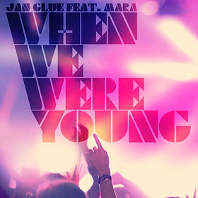 When We Were Young, Jan Glue, Mara, Glue Studios Idstein, Music, Recording, Editing, Mixing, Mastering, Local, Rock, Pop, Singer, Songwriter