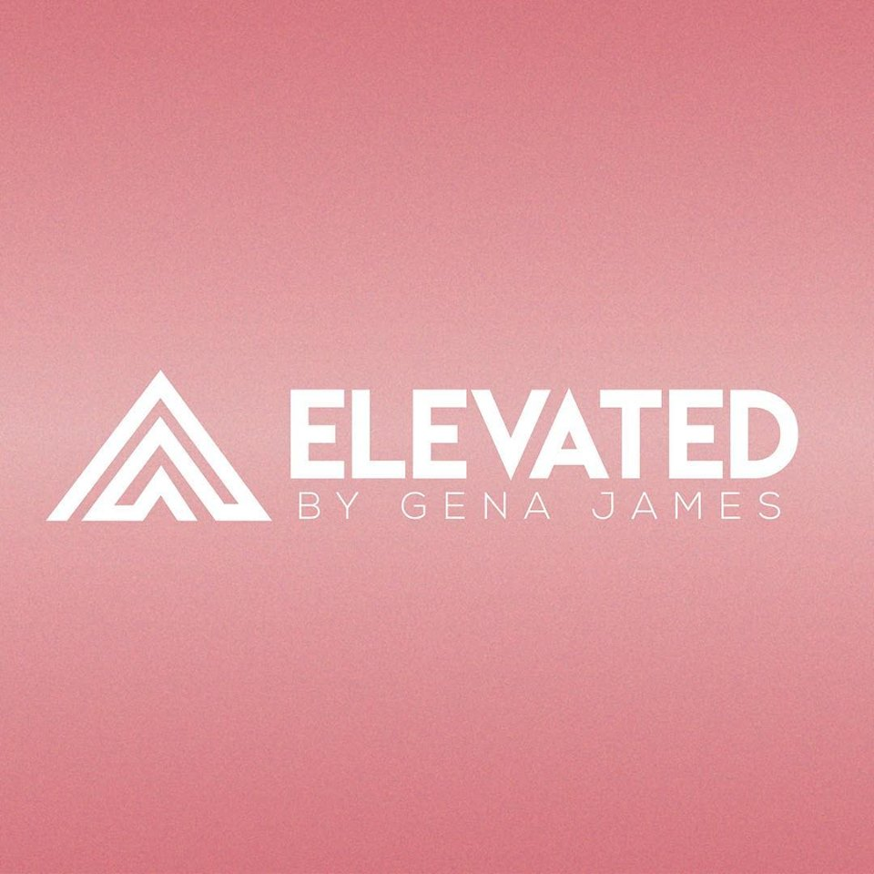 Elevated by Gena Logo