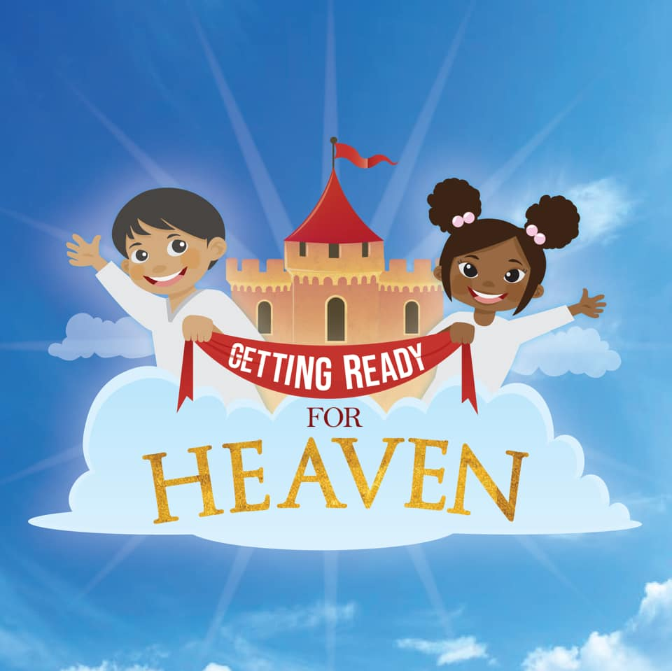 Getting Ready For Heaven Logo