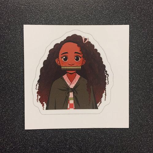 Ukunde/Bean Sticker