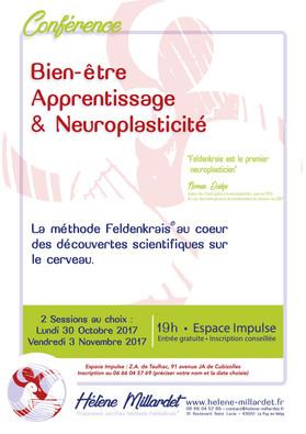 Conférence d'Hélène MILLARDET