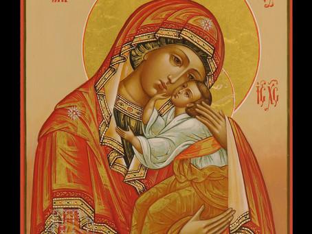 Современная Ярославская икона. Возрождение традиции