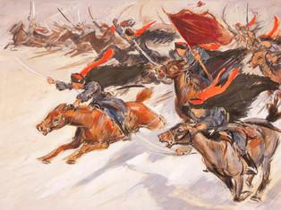 «Животные на войне в произведениях художников Государственного          Дарвиновского музея»