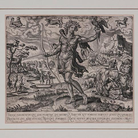Филипп ГАЛЛЕ (1537-1612) / Philippe GALLE (1537-1612)