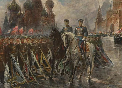 """""""The Parade of Victors"""""""