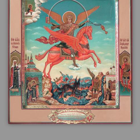 Современная ярославская икона