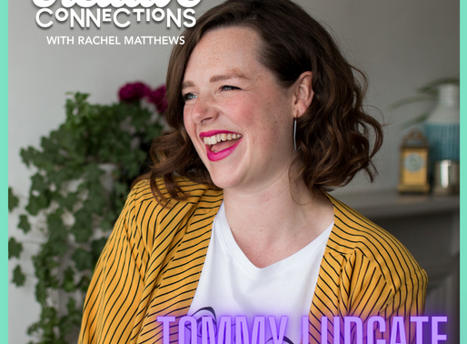 Podcast: Creative Connections episode 20 with Tommy Ludgate of Brightly Imagine