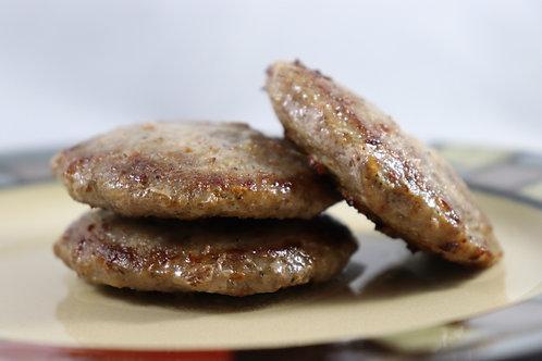 Seasoned Pork Patties