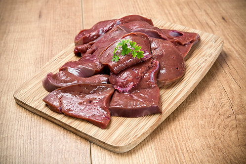 Bison Liver - approx 1.25 lbs