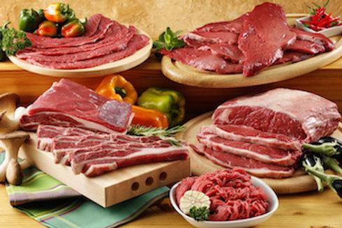 1/4 Beef - $790 ($100 deposit)